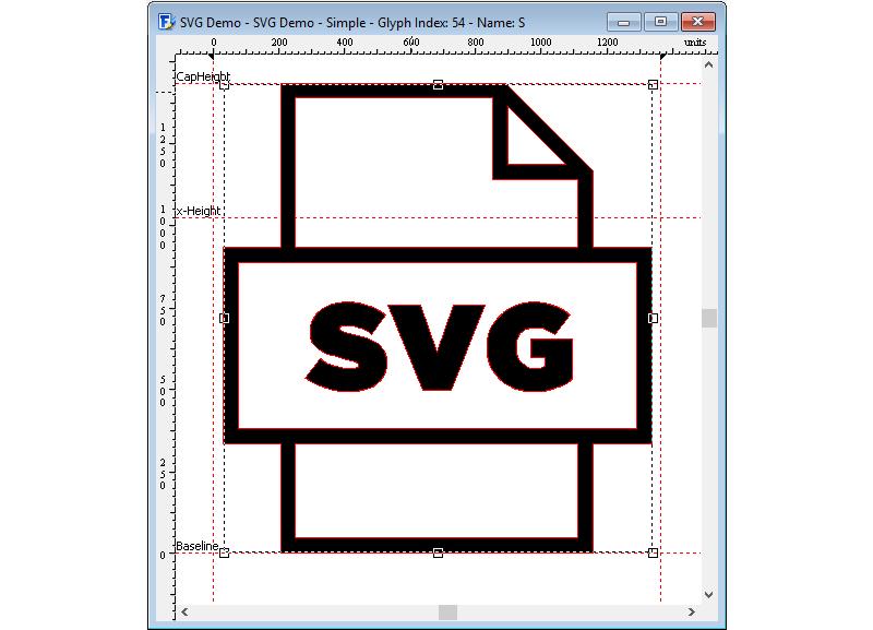FontCreator for Windows - the most popular font editor
