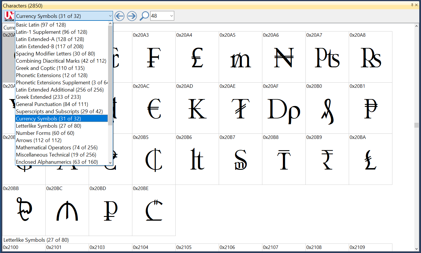 MainType for Windows - the best font manager I've ever seen